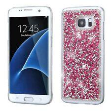 Étuis, housses et coques rose Pour Samsung Galaxy S7 edge pour téléphone mobile et assistant personnel (PDA) Samsung