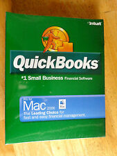 Intuit QuickBooks® Pro 2006 for Mac (New! Sealed)