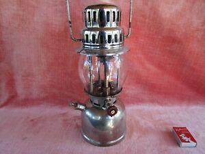 OLD VINTAGE RARE OPTIMUS 930 300CP KEROSENE PRESSURE LANTERN LAMP MISSING JET
