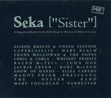 Seka (Sister) (1998) Oyster Band, Mary Black, Ralph McTell, Capercaillie,.. [CD]