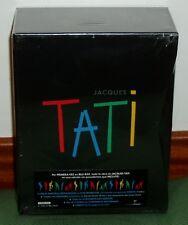 JACQUES TATI EDICION INTEGRAL 7 BLU-RAY PRECINTADO RECOPILATORIO (SIN ABRIR) R2