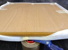 Square Oak Table Top 30mm thick 600mm Square Dining Table Top Coffee Table Top