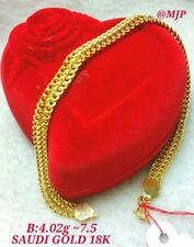 bb_shoppe: Saudi gold bracelet real and authentic gold bracelet
