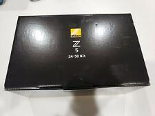 New Nikon Z5 Mirrorless Camera w/ 24-50mm Z NIKKOR f/4-6.3 Zoom Lens