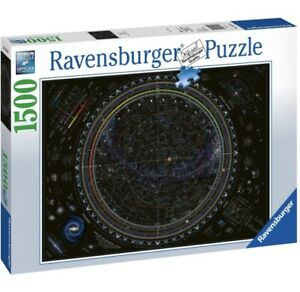 Ravensburger MAP OF THE UNIVERSE Jigsaw Puzzle -1500 pc Space - FREE UK P&P