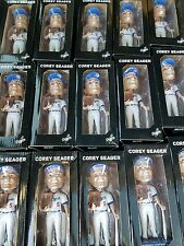 COREY SEAGER BOBBLEHEAD SGA 4/29/17 FREE EXTRAS*SHIPS FAST* 100 AVAILABLE