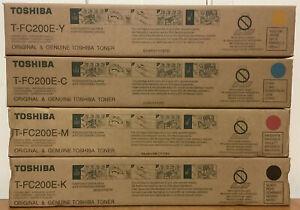 Toshiba T-FC200E Toner Set