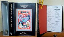 The Horror Writers of America, Inc. Freak Show 1992, Signed Limited Editions