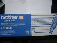 TONER ORIGINALE BROTHER tn-2005 merce nuova 2018 OVP hl-2035 hl-2037 e scatola originale