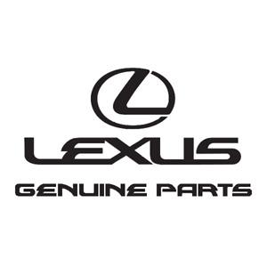 Genuine Lexus OEM IS250 IS350 Right Side Rear Bumper Reflector Lens 2014-2018 RH