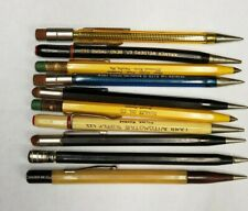 10 Vintage Mechanical Pencil Autopoint & More 1930s / 40s Era Mixed LOT Estate
