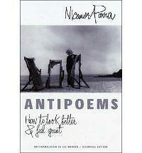 Antipoems: How to Look Better & Feel Great (Paperback or Softback)