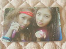 (ver. Group TYPE B) SNSD 2nd Album Oh! Photocard K-POP Tiffany Seohyun