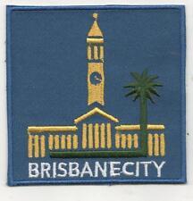 BRISBANE CITY  AUSTRALIA  IRON ON  PATCH BUY 2 GET 1 FREE