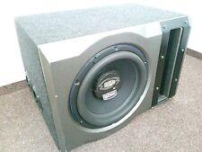 EMPHASER 5000W Basskiste Basskasten SPL X4 Subwoofer 2500w SINUS extre Leistung