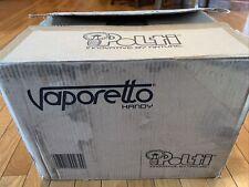 New Polti Vaporetto Go Handy Portable Steamer Steam Cleaner Open Box Green