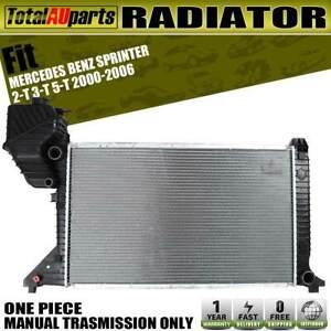 Manual Trans. Radiator for Mercedes Benz Sprinter 2-T 3-T 5-T 901 903 2000-2006