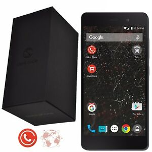 BNIB Silent Circle Blackphone 2 Black 32GB Factory Unlocked 4G (EU Specs) New