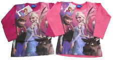 Disney Langarm Mädchen-Tops, - T-Shirts & -Blusen
