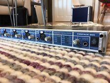 RME Fireface 800 Interfaz De Audio Firewire