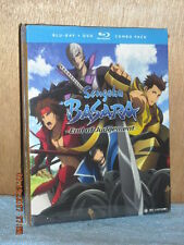 Sengoku Basara: End Of Judgement Complete Series (Blu-ray/DVD, 2016, 4-Disc)