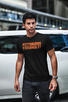 Pittsburgh Finished It Cleveland Started It Pittsburgh Football T-Shirt