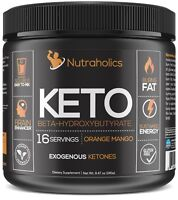 Keto Exogenous Supplement BHB Salts Patented goBHB Ketone Vegan Certified