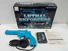 SEGA Mega-Drive -- LETHAL ENFORCERS -- JAPAN GAME. Works fully!! 13830