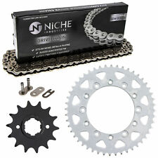 Sprocket Chain Set for Honda XR600R 14/48 Tooth 520 Front Rear Kit Combo