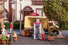 Faller 180956 HO 1/87 Cabine téléphonique Telekom - Telekom Telephone booth