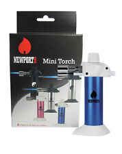 "Newport Zero Gas Butane 5.5"" Cigar/ Kitchen Chef Torch Lighter Multi Use NTMN015"