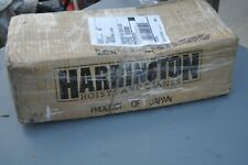 Harrington Lever Hoist L5lb030 15 3 Ton 15 Foot Pull New