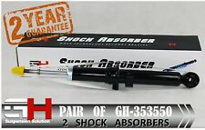 2 BRAND NEW FRONT GAS SHOCK ABSORBERS FOR KIA SORENTO 2002-  /// GH 353550 ///