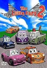The Little Cars 2 (DVD, 2011)