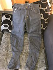 Mens 32w G Star Jeans 32/34 Gstar Raw Twisted Bottoms Jeans Arc Loose Tapered