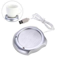 USB Electric Coffee Mug Warmer Tea Cup Heater Heating Plate For Office Home Use