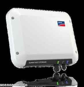 SMA Sunny Boy Storage SBS 2.5-1VL-10 Batterie-Wechselrichter NEU & OVP