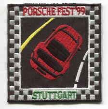 Porsche-Fest Aufnäher `99