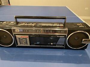 Vintage Panasonic FW20 - Dual Cassette Player