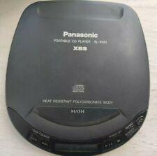 Panasonic Vintage SL-S120 XBS Portable CD Player