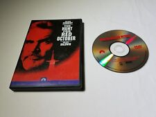 The Hunt for Red October (DVD, 1998, Widescreen) free shipping