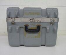 "Century Hard Gray Plastic Latch Closed Hard Protective Case 15x19x19"" LOOK"
