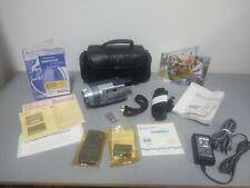 "Sony Handycam Dcr-Trv250 Digital-8 Camcorder Japan & accessories "" Tested """