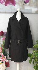 Vêtement Occasion femme... Manteau long + Echarpe ... T : 38 / 40