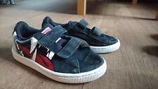 Kids Puma Trainers Shoes UK size 1 (EU 33)