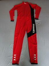 madshus 1 piece skinsuit ski suit sprintanzung langlaufanzug cross country