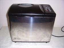 Russell Hobbs classic rapide bread maker chrome 4462  jam etc 99p no reserve