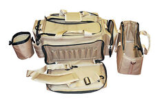 3S Tactical Range Ready Bag Pistol Range Bag, TAN
