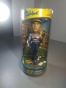2003 Bobble Dobbles Jimmy Johnson #48 NASCAR Bobblehead Doll JG Motorsports Inc.