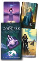 Triple Goddess by Jaymi Elford  Tarot CARD DECK & Booklet Set LO SCARABEO